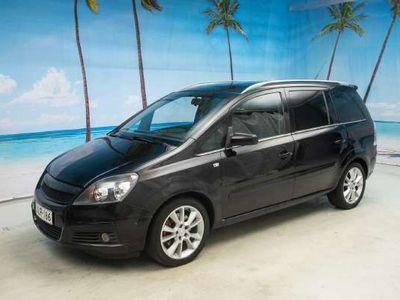 käytetty Opel Zafira 1.9 Enjoy CDTI M6 150 hv * MYYDÄÄN HUUTOKAUPAT.COMISSA! * LINKKI ILMOITUKSESSA * - *NYT VARASTONTYHJENNYS!*
