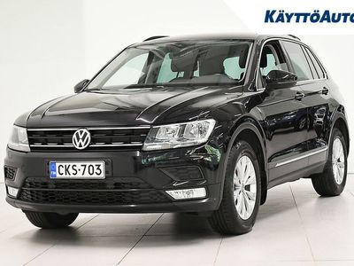 käytetty VW Tiguan COMFORTLINE 2,0 TDI SCR 110 KW (150 HV) 4MOTION