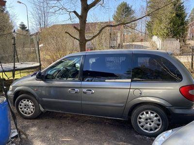 käytetty Chrysler Voyager 2.8 CRD A4 Signature Edition 7h esittelyt, koeajot ja mallivideot autotieto ja videot