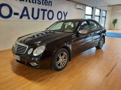 käytetty Mercedes E200 CDI A Business