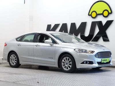 käytetty Ford Mondeo 2,0 187hv eCVT Titanium HEV 4D / Apple CarPlay / Android auto /