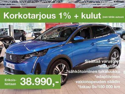 käytetty Peugeot 3008 Allure Pack Motion Hybrid 225 EAT8-automaatti