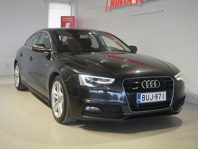 käytetty Audi A5 Sportback TDI Edition 2,0 TDI clean diesel 140 kW quattro S tronic