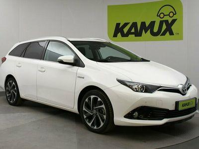 käytetty Toyota Auris Touring Sports 1,8 Hybrid Active // Cruise / Peruutuskamera / Bluetooth-audio //