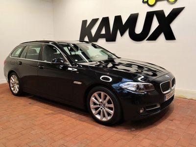 käytetty BMW 520 d xDrive | Sport | Webasto | Vetokoukku | 190hv
