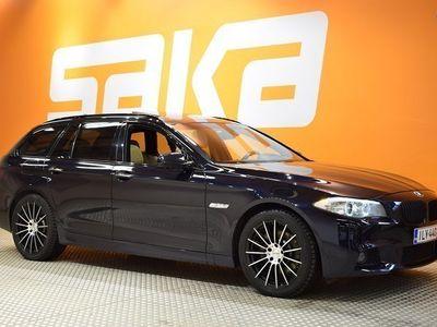 käytetty BMW 530 530xdrive F11 M-Sport 258hv **Comfort AC/Hierovat- istuimet / ProfNav / Panoraama / Hifi **