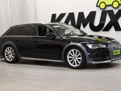 käytetty Audi A6 Allroad quattro 3.0 V6 TDI 160KW *NAVI* *Koukku*