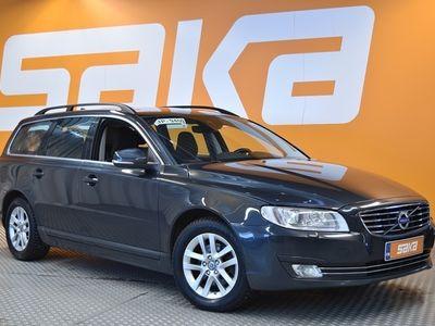 käytetty Volvo V70 D4 Momentum aut ** TULOSSA ** Ota yhteys myyntiimme puh.0207032611 **