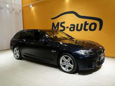 käytetty BMW 535 D xDrive M-Sport #Facelift #Panoraama #Webasto #Vetokoukku #Prof.Nav #Comfort