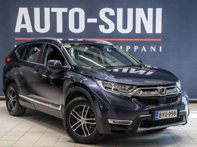 käytetty Honda CR-V Hybrid Elegance AWD AT