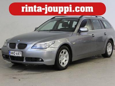 käytetty BMW 525 E61 Touring - Tulossa, kysy lisää ennakkoon 020 777 2504!
