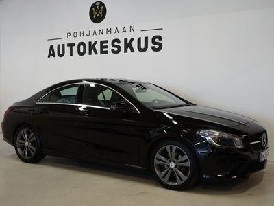 käytetty Mercedes 180 CLA-sarjaBE Premium Business Urban - ** Kotiintoimitus ** - ** Bi-Xenon / Navi / Panoraama / Nahat **