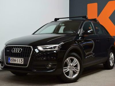 käytetty Audi Q3 2,0 TDI quattro S tronic 130 kW Start-Stop Business