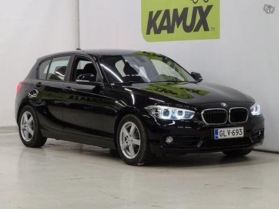 käytetty BMW 116 116 F20 Hatchback d ED Business Sport / 1-OMISTAJA / BI-LED AJOVALOT / VAKKARI / SPORT-ISTUIMET / OHJ