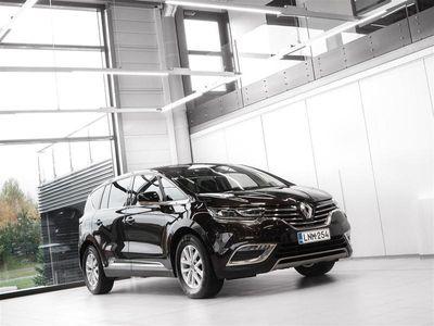 käytetty Renault Espace dCi 160 4Control Aut + 7-Paikkainen + Sport-istuimet + Navi + HUD + Keyless Go + LED-valot + Tutkat