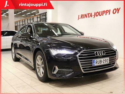 käytetty Audi A6 Sedan Business Sport 40 TDI MHEV quattro S tronic *Polttoainetoiminen lisälämmitin* *** TARJOUS 1,99