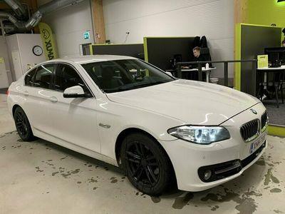 käytetty BMW 518 518 F10 Sedan d A Business Exclusive