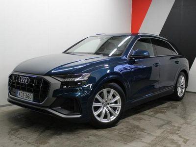 käytetty Audi Q8 50 TDI 210 MHEV quattro tiptronic (Hyvät varusteet)