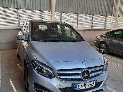 käytetty Mercedes A180 BPremium Business *** 6kk korotonta!, J. kotiintoimitus