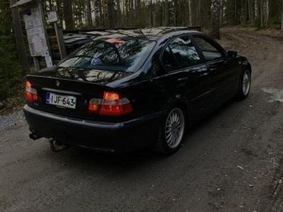 käytetty BMW 320 d e46