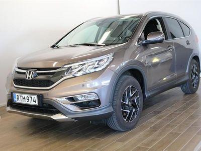 käytetty Honda CR-V 1,6D Elegance Plus AT