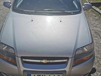 käytetty Chevrolet Kalos 2007