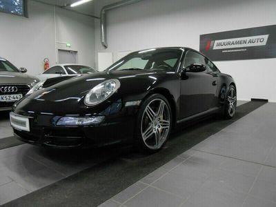käytetty Porsche 911 Carrera 4S 3.8 Coupe 2d