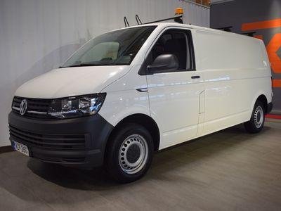 käytetty VW Transporter umpipakettiauto pitkä 2,0 TDI 110 kW 4Motion