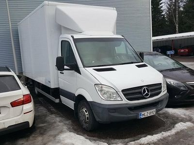 used Mercedes Sprinter 516 CDI