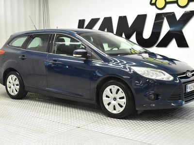 käytetty Ford Focus 1,6 TDCi 95 hv Start/Stop Trend M6 Wagon