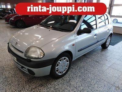 käytetty Renault Clio 1.4 RN 5d - Edullinen käyttöauto.