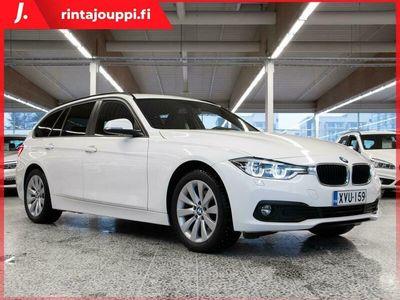 käytetty BMW 320 320 F31 Touring d A xDrive Summer Edition J. autoturva saatavilla, 6kk kuluton ja