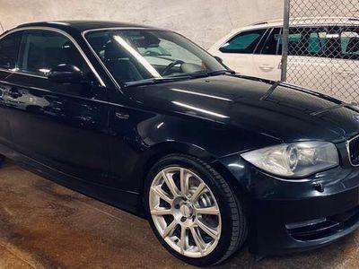 käytetty BMW 123 Coupé D E82 MT6