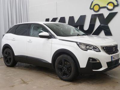 käytetty Peugeot 3008 Active BlueHDi 120 // 2 Omisteinen Suomi-auto / Bluetooth / Digi mittaristo / Kaistavahti /