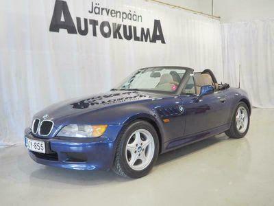 käytetty BMW Z3 1.9 Roadster, Juuri katsastettu nätti avobemu !!