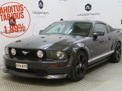 käytetty Ford Mustang GT 4,6 V8 / Harrastelijan käytöstä! / Rahoitus / Vaihto