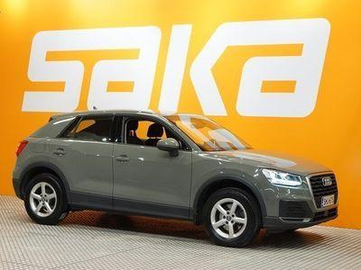 käytetty Audi Q2 Business 1,6 TDI 85 kW ** Juuri tullut / LED / Peruutustutka / Lohkolämmitin / Pre Sense / Nope
