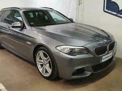 käytetty BMW 535 535 dA M-Sport * webasto * HUD * adaptiivinen cruise * yms. *