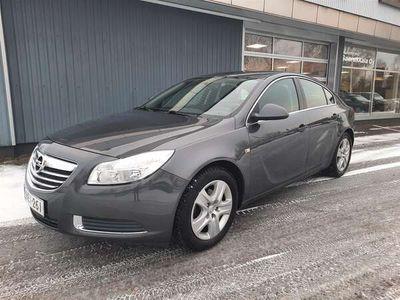käytetty Opel Insignia 5-ov Edition 1,8 Ecotec 140hv *joulutarjous*