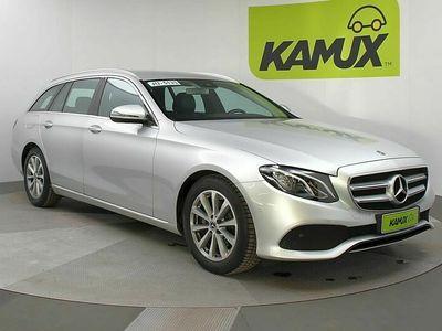 käytetty Mercedes E220 Aut Avantgarde // Navigointi / Aktiivinen kaistavahti ja pysäköintiavustin //