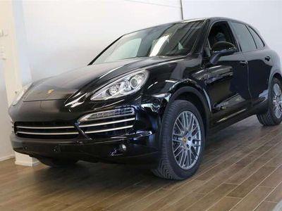 """käytetty Porsche Cayenne Diesel Platinum Tiptronic """"Platinum Edition"""" **** LänsiAuto Safe -sopimus hintaan 590EUR. ****"""