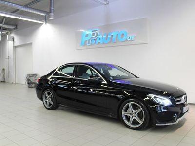 käytetty Mercedes C180 d A Business AMG - Korko 1,50% - S-bonusta 500€:n oston arvosta! Ensimmäinen erä joulukuussa! -