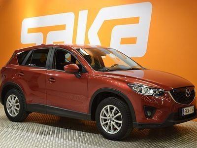 käytetty Mazda CX-5 2,2 SKYACTIV-D Touring 6MT 5d AWD Q26 ** Navi / Blis / Lane-assit / Lohko+sisäp. / Tutkat **