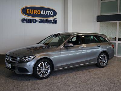 käytetty Mercedes C350e T A Premium Business, 360 KAMERA, HEAD-UP, LED ILS, BURMESTER, KEYLESS GO, BLUETOOTH, NAVI, NA