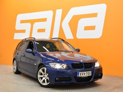 käytetty BMW 325 325 d Farmari (AC) 4ov 2990cm3 A M-sport