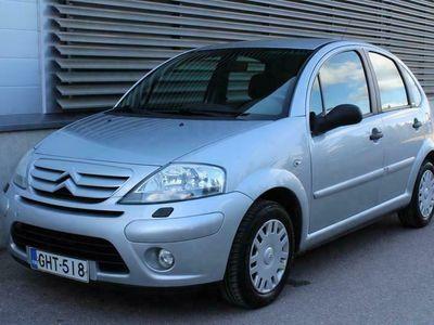 käytetty Citroën C3 1,4i Exclusive *korkotarjous 1,9%+kulut*