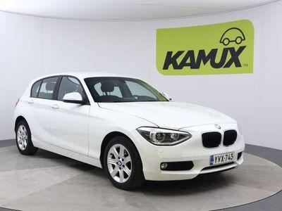 käytetty BMW 114 114 F20 Hatchback i TwinPower Turbo / Xenon / Vakkari / Lohkolämmitin /