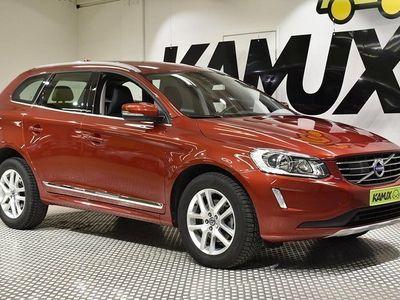 käytetty Volvo XC60 D4 Summum aut**ALV,NELIKKO, KAMERA, NAVI, CITY SAFETY JA PALJON MUUTA!**