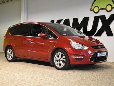 käytetty Ford S-MAX 2,0 TDCi | Titanium | Panorama | Webasto | 7-paikkainen