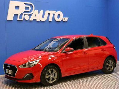 käytetty Hyundai i30 Hatchback 1,4 T-GDI 140 hv 7-DCT-aut. Fresh - Korko 0,99%, 1000€ S-bonuskirjaus! 72kk ilman käsirahaa!